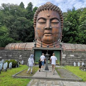 家族旅行で・石川県で噂の珍スポット「ハニベ岩窟院」観光レポ