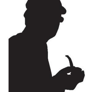 不審者。。だよね、探偵は。