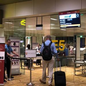 空港の保安検査場はチェックイン後にあるタイプとゲートにあるタイプではどちらが通過に早いか