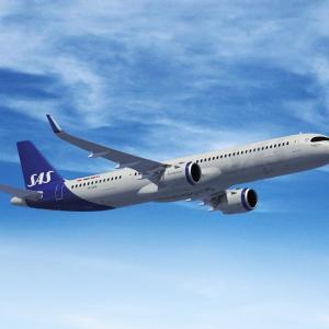 【新型機続々】スカンジナビア航空 小型機の新世代ビジネスクラスシート