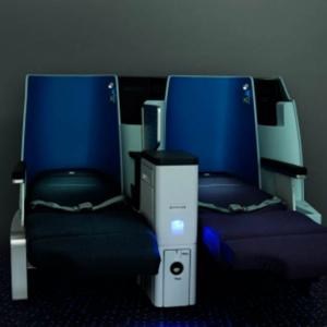 KLM ワールドビジネスクラス コペン発券
