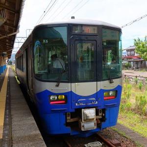 越後湯沢から能登・穴水までローカル鉄道を乗り継いでみた