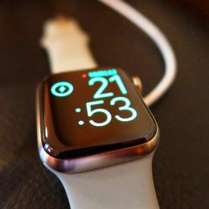Apple Watch OSアップデートしたら、バッテリー持ちが悪くなった