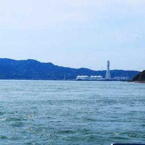 松山から山口まで瀬戸内海をフェリーで渡ってみた