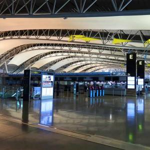 ANA国際線 関西空港と欧米間に直行便を運航