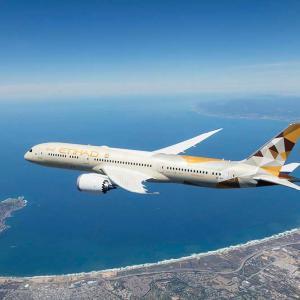 エティハド航空 ビジネスクラス 東京=パリが20万円台