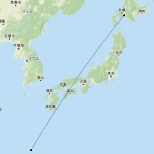 ANA 幻の日本最長ルートがゴールデンウィークに復活 PP単価は?