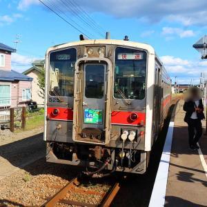 【JR北海道 完乗】網走から納沙布岬まで