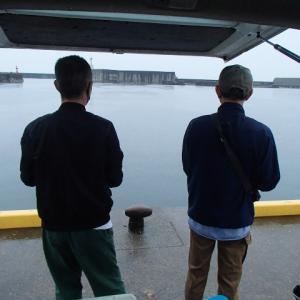 岩魚釣り師の外道釣り