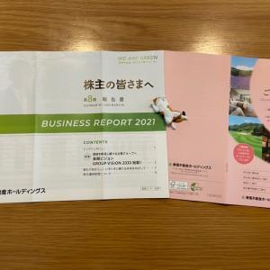 3289東急不動産から株主優待が届きました。(3.9月権利)
