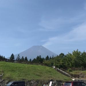 今朝の富士吉田の気温にブルブル乁( •ω•乁)自宅の蒸し暑さにクラクラ!