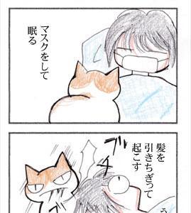 猫まんが 68 たまごとの戦い