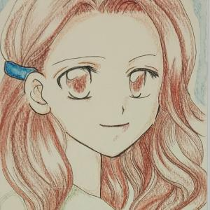 【イラスト詩】オリジナルSayaka