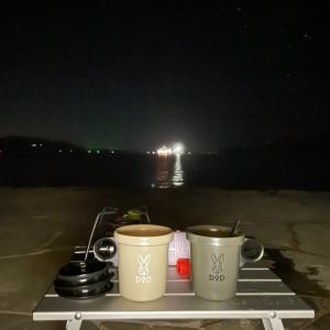 星空カフェ。