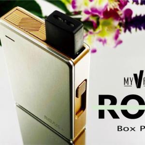 JUUL互換 Myvapors Roak Box Pod Kit