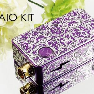 美麗過ぎるAIO⁉ OHM VAPE ohmAIO Kit engraving