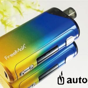 FreeMax AutoPod50はとにかく美味しくて長寿命コイルが売りの爆煙POD!