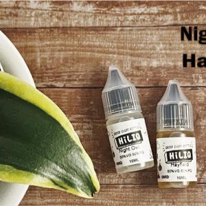 【リキッド】HiLIQ サンプル品 Hayfield & Night Owl