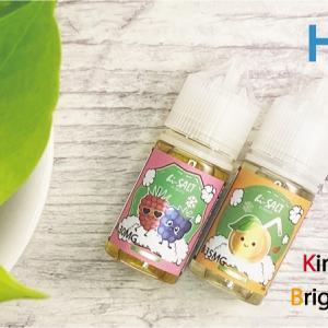 HiLIQ ニコチンコルトリキッド King Berry-A & Bright Lights -B
