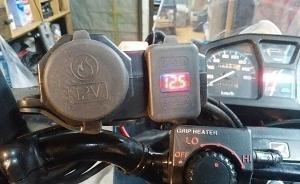 バイクレストア第6弾 【11】HONDAトランザルプ400VR レギュレーター交換 微妙な差にうんざり