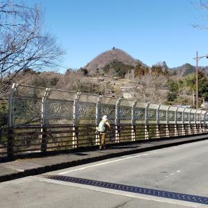 要害山から初の聖武連山へ(要害山10回目)(2020年2月2日)