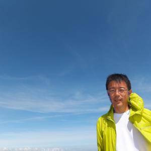 白馬三山 - 北アルプス、初のテント泊!  2日目前半(2012年7月27日)