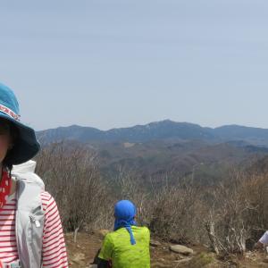 茅ヶ岳 - 懐かしの山へ (2021年5月4日)