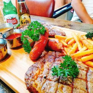 Topping Beef(1区店)-リーズナブルにがっつりお肉!肉好きにぴったりのステーキ屋!