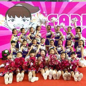SARII'S CHEER DERAM-ホーチミン初のチアダンス教室!元気いっぱい楽しくダンス♪
