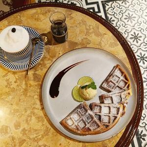 Cafe Paul 1932-ノスタルジックな魅力がたまらない。非日常感を楽しめるホーチミン中心地のおしゃれカフェ
