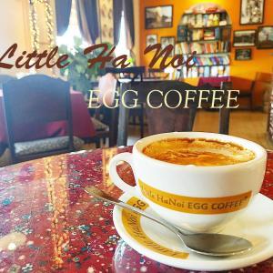 """Littele HaNoi EGG COFFEE-本物を味わいたい方へ。ベトナム伝統の飲み物""""エッグコーヒー""""を楽しめるレトロなカフェ"""