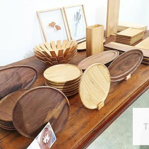 TAP-カフェ風木製プレートも!シンプルで使い勝手の良い木製食器・雑貨店