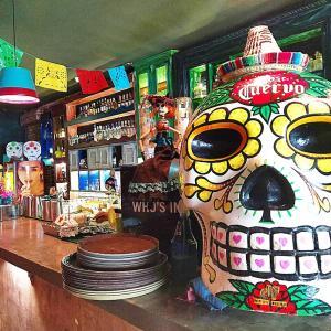District Federal-カラフルな遊びココロ満載の装飾も!2区タオディエンの本格メキシコ料理レストラン