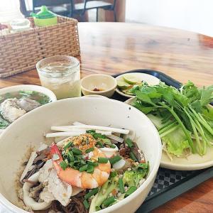 Hu Tieu Nam Vang Quyen(2区店)-ベトナム南部麺【Hu Tieu/フーティウ】の有名店2区店へ!