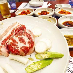 Matchandeul BBQ(2区店)-3,5cmの極厚モクサムギョプサルを2区でも!人気の韓国焼肉レストラン