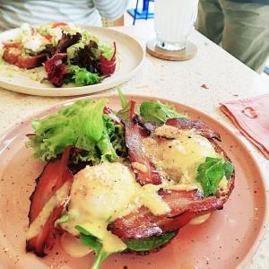 Cafe Marcel-2区に移転しても変わらない人気ぶり!プチフランス風ブランチ&カフェ