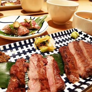 DATE NARIYA(だてなり屋ベトナム)-メニュー色々!仙台牛タン店がホーチミンに初上陸!