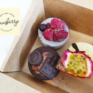 Rawberry Cakes-ヘルシーなのに華やか!ロースイーツ・ヴィーガンケーキのデリバリー専門店【砂糖・卵・グルテン不使用】