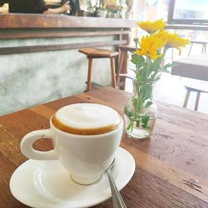 Myracle Cafe-ほっと一息。こじんまりとした優しい空間が素敵な2区のカフェ