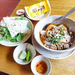 Mi Quang My Son-1人でも気軽に入れる!ベトナム中部ダナンの麺料理【ミークアン】を
