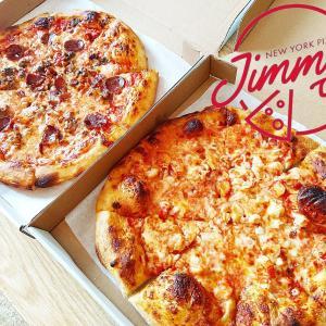 Jimmy's New York Pizza-もちもち生地が美味しい!ジミーさんの本格N.Yスタイルピザ宅配専門店
