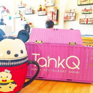 TankQ cafe&bar VN-ディズニーやアメコミキャラが勢揃い!子供も大人も楽しいキャラクターカフェ