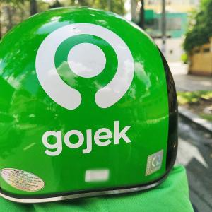 インドネシアの大手ライドシェアアプリ『Go-jek Vietnam(ゴージェック)』の使い方