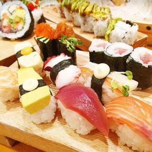 SUSHI NHI-【コスパ良すぎ】ローカル価格で寿司を食べまくる!3階建ての寿司・和食大型店