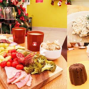 【夜・期間限定】とろーり美味しい!『Trung』チーズフォンデュパーティセット