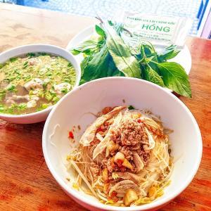Pho Kho Gia Lai HONG-ベトナム中部高原ザーライ省のつけ麺風フォー専門店