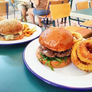 Marcel Gourmet Burger(2区タオディエン店)-ふわふわバンズの絶品バーガー店が2区タオディエンに!