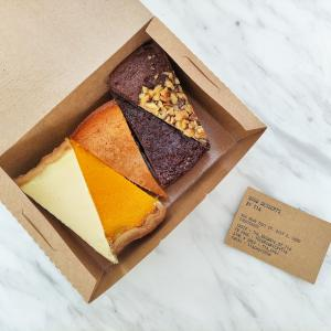 【ホーチミン】ブラウニーパイ&ケーキ専門店「The Brownie By Tia」デリバリー