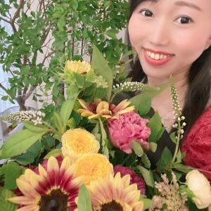 初めてのお花あそびレッスン♪