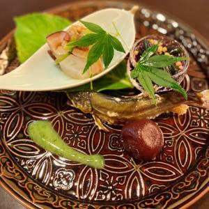 父と私のお誕生日♡美味しいお魚と旬のお野菜をいただきに